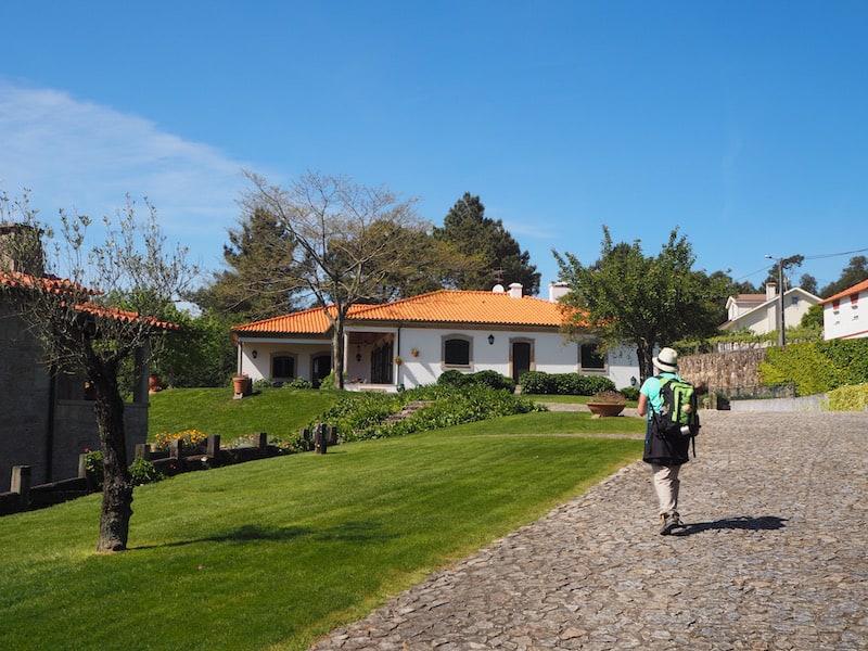Ankommen in der Casa da Oliveirinha, ist wie bei Freunden bzw. Familie willkommen geheißen zu werden ...