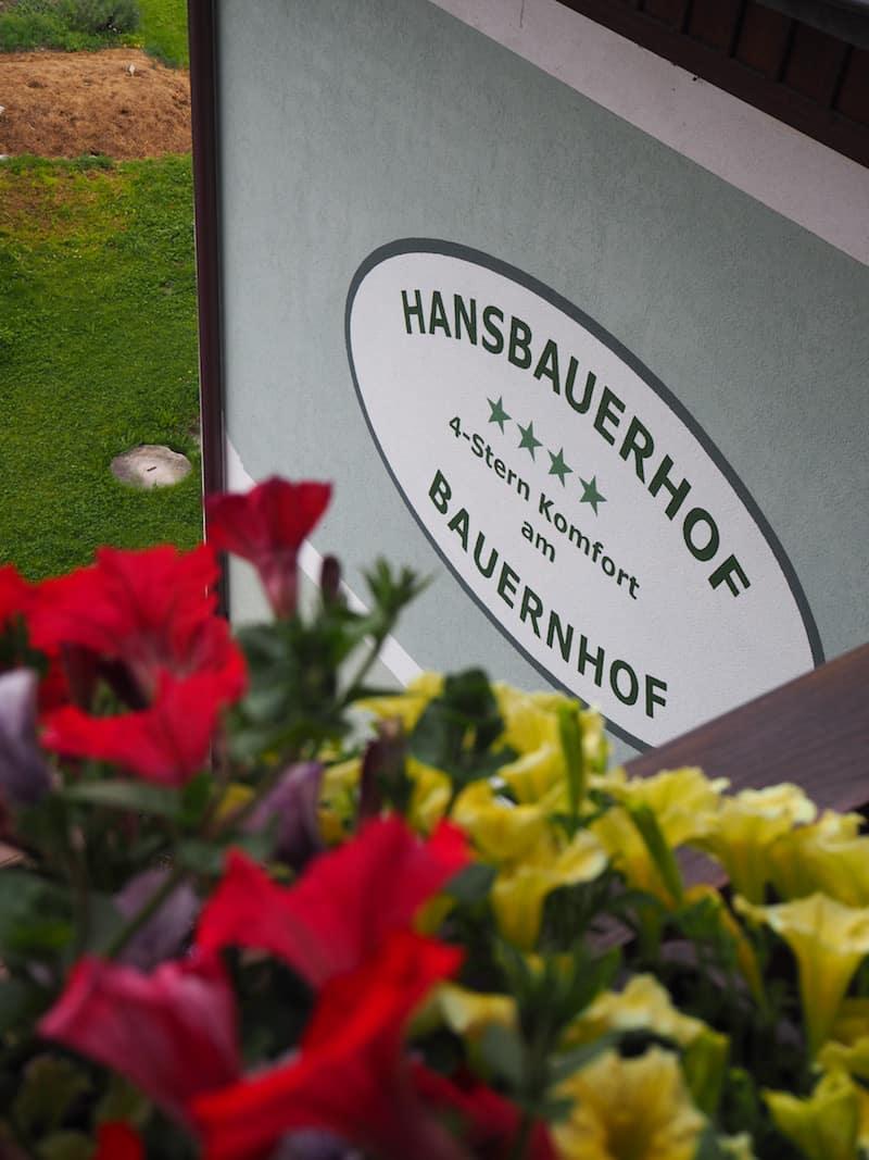 Der Hansbauernhof ...