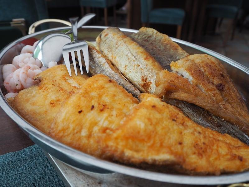 """Und das schmeckt man auch: Mein erster """"Nordsee-Fischteller"""" ..."""
