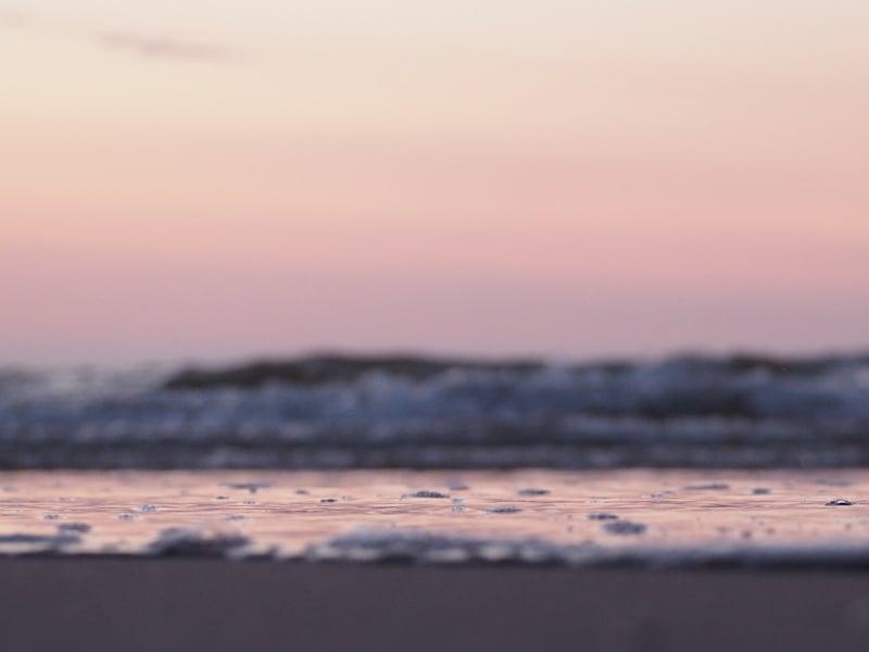 """I """"Juist"""" love you: Spätestens beim ersten Sonnenuntergang muss man sich hier einfach verlieben ..."""