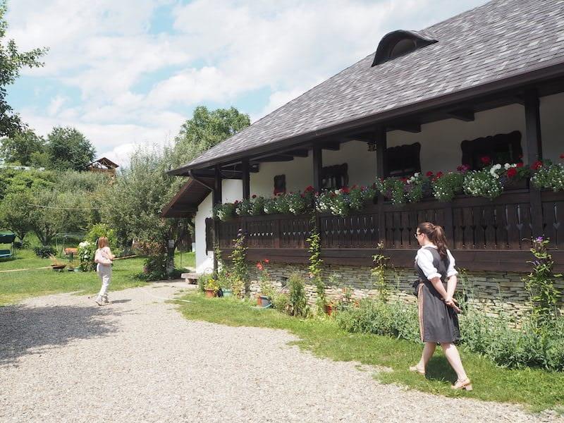 """Auf dem Weg zu weiteren Gaumenfreuden, besuchen wir """"Hilde's Residence"""" ..."""