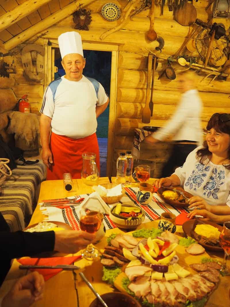 Vielen Dank, Lacra & Rumänien, für die wundervolle Gastfreundschaft im Herzen der Bukowina!