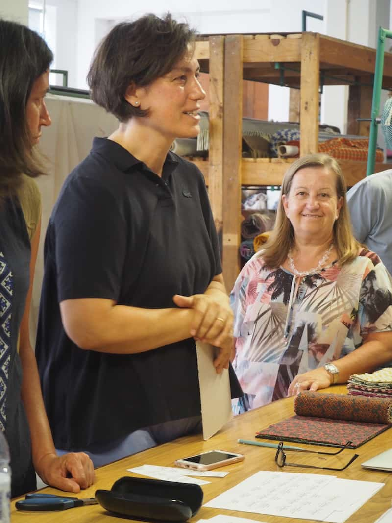 ... ist so augenöffnend wie inspirierend: Inhaberin Isabela hat es sich zum Ziel gesetzt, ihr Management-Wissen aus vielen Jahren internationaler Karriere in Lissabon nun für das Wohlergehen einer alten Tradition aus den Bergen der Serra da Estrela einzusetzen.