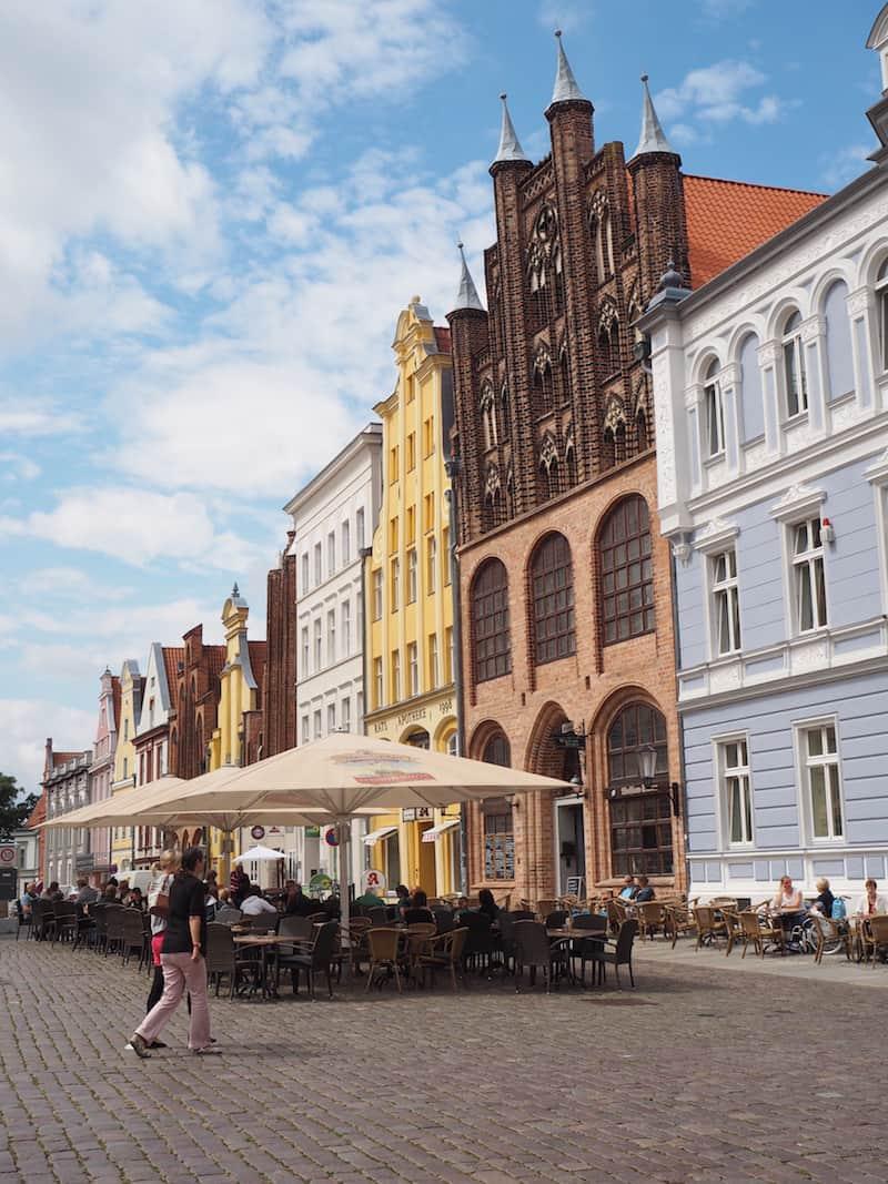 Wunderschönes Stralsund ...