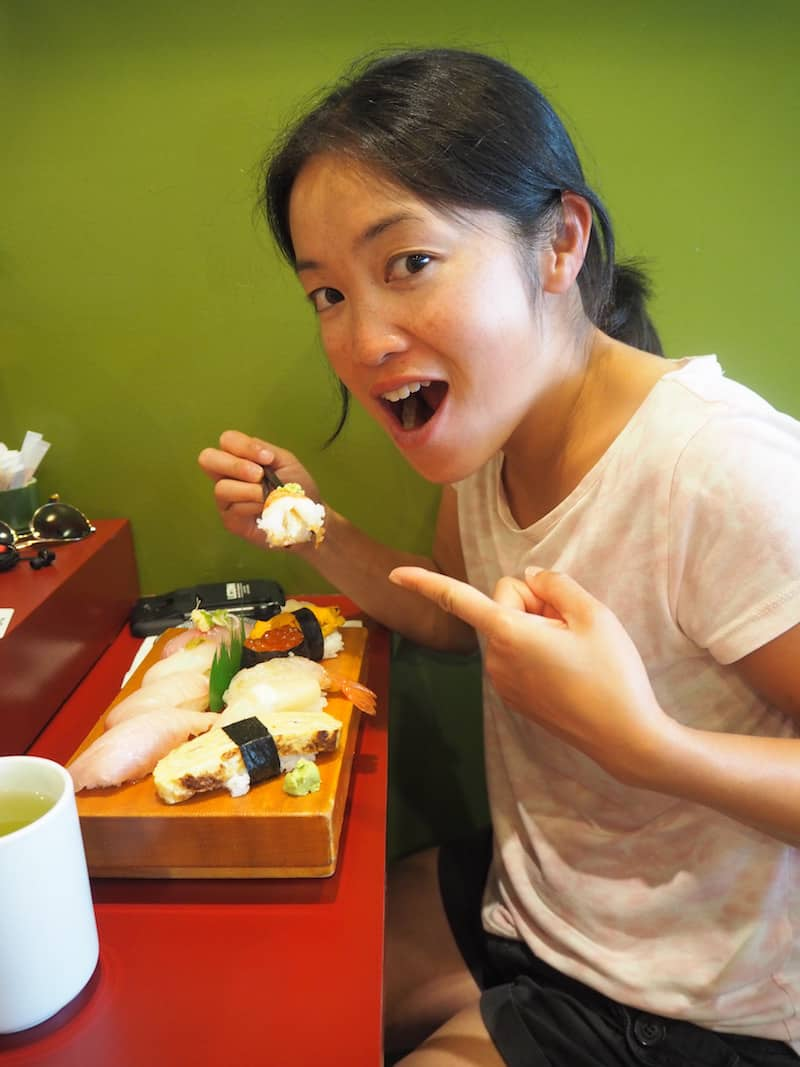 ... Tausend Dank für diesen tollen Kulinarik-Tipp, Shareen !!