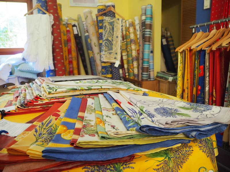 ... surrounded by Darlene's world of fabric, colours & beauty ...