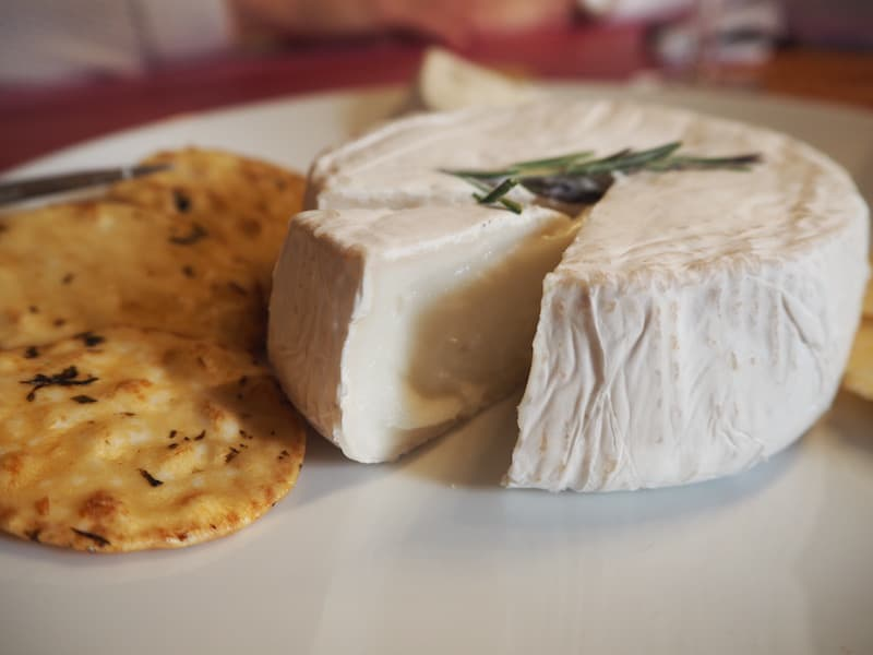 "... and so is ""Salt Spring Cheese"", started by a gourmet professional from Toronto: Many of the things I find on Salt Spring Island are due to the passion, talent and creativity of the people that moved here over time."