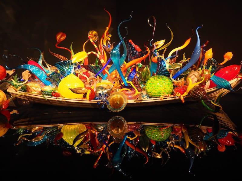 """... der der Dimension rund um das Thema """"Glaskunst"""" neue Horizonte eröffnet hat."""