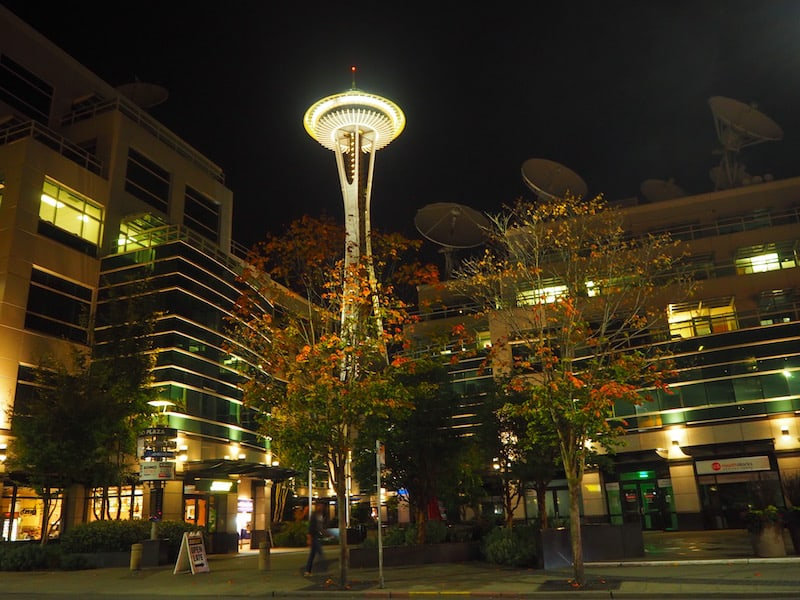Seattle's Space Needle ...