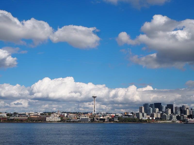 ... den Blick auf die Stadt vom Wasser aus sollte wirklich jeder Reisender erleben ...