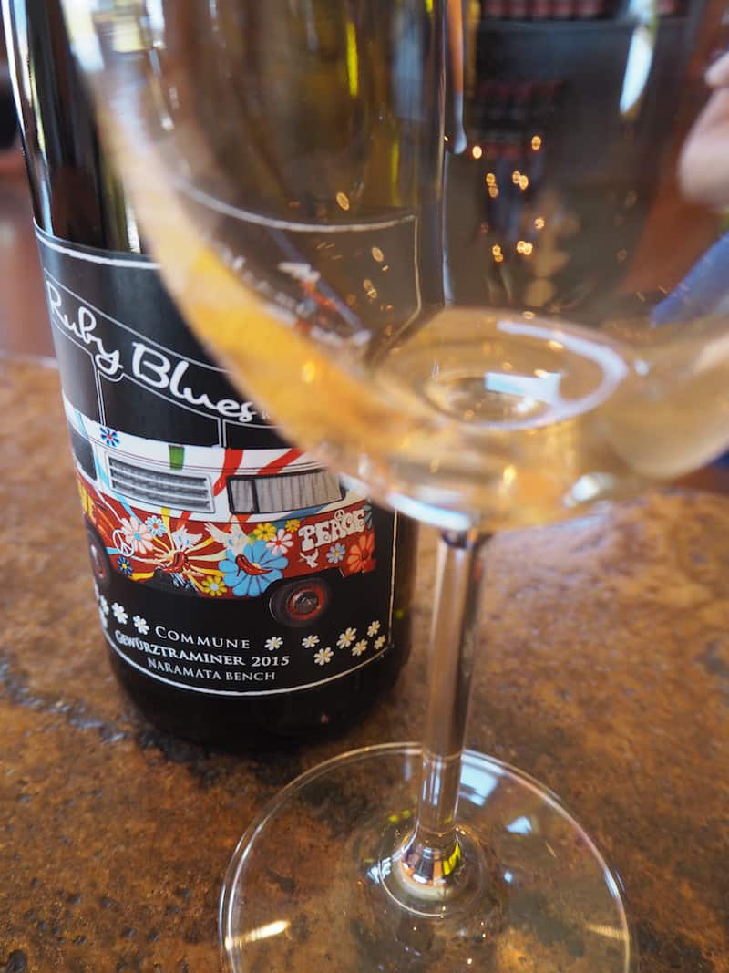 "… and continues its call as being ""the funkiest winery"" in the Okanagan!"