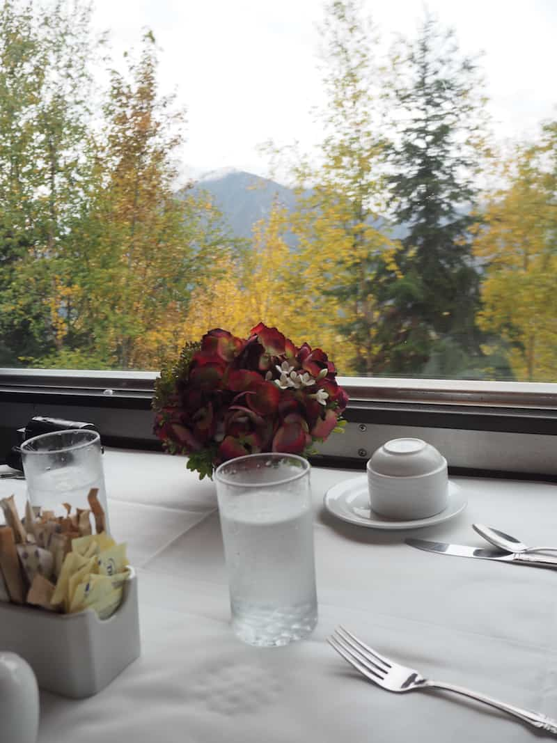 ... or how about breakfast with a view?