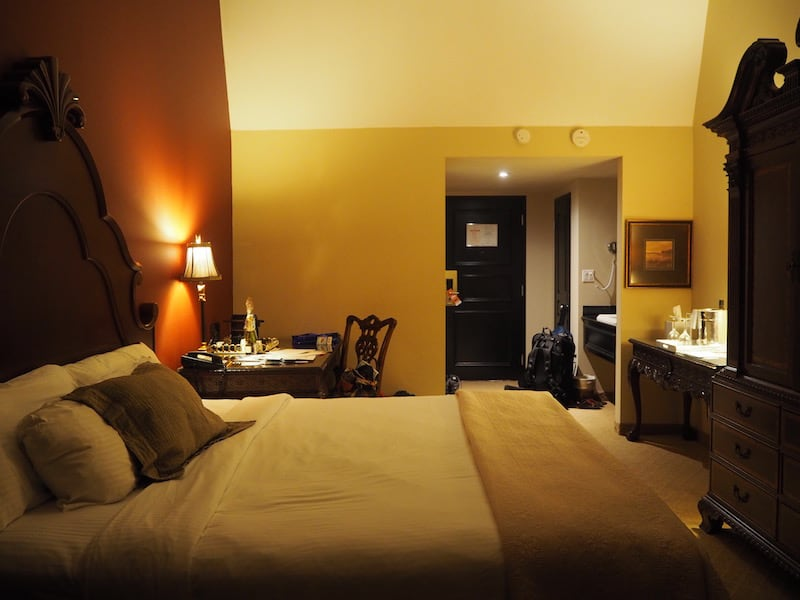 The Old Stone Inn has the advantage of being located right inside Niagara Falls town, offering a quaint, historic atmosphere within walking distance of most of the local attractions nearby ...