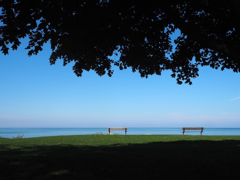 Niagara-on-the-Lake, the township gateway for exploring Niagara wineries, sits right at the mouth water of the Niagara River into Lake Ontario, which on clear days appears like a sea ...