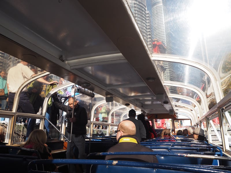 ... a city I can only recommend you to go and experience from the water, on this cruise with Harbour Cruise leaving right off Toronto Waterfront ...