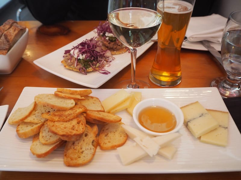 "Another tip for lunch is ""Play"", a great place to share a meal paired with excellent beer & wine recommendations."