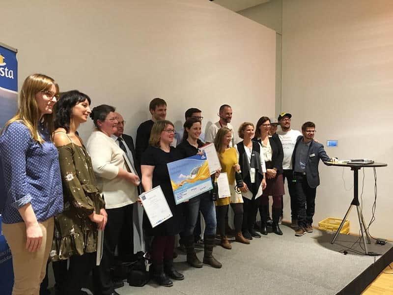 Wien, #Umweltzeichen & #ReiseSalon : Wir kommen wieder, keine Frage! Bis zum nächsten Mal, wenn es wieder heißt : Die Blogger sind los ...! (c) ReiseSalon