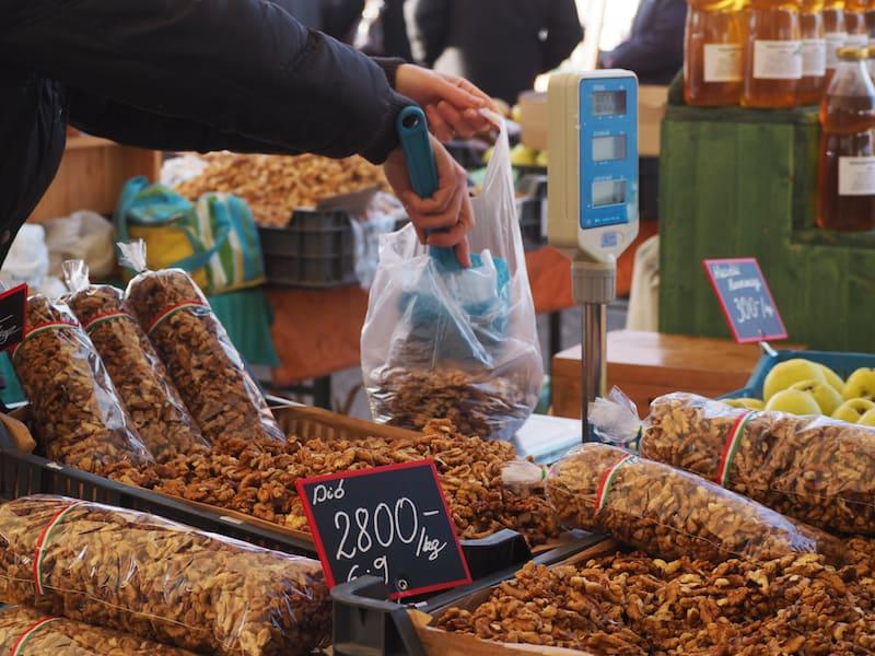 Marktbesuch in Hévíz: Ein definitives Stück regionaler Kulturgeschichte ...