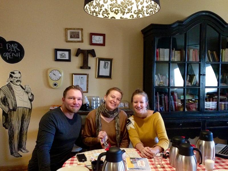 Unbeschreiblich schön: Beim Kurztrip nach Lissabon auf die eigenen Leser meines Reiseblog Creativelena.com zu treffen !!! VIELEN DANK, liebe Corinna, lieber Peter, für dieses einmalige Vertrauen. So schön, Euch kennen zu lernen!
