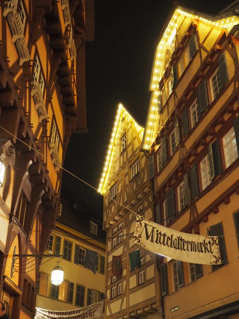 ... vor allem Esslingen, mein wahrer Favorit unter allen drei Weihnachtsmärkten die ich in und um Stuttgart besucht habe!