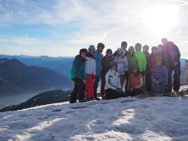 ... sind uns Skigebiet, Menschen, Geschichten & Erlebnisse einfach ans Herz gewachsen ...