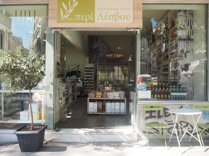 """Der Rundgang durch die Hinterstraßen Athens mit """"Culinary Backstreets"""" - ein echter Gewinn auf allen Seiten ..."""