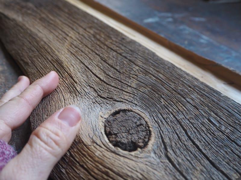 Holz: Der Stoff, aus dem (Fritz') Träume sind ...