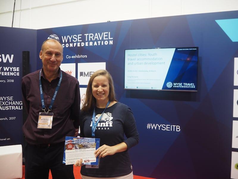... die inspirierenden & ermutigenden Worte meines frühen Mentors, Unterstützers & mittlerweile Kollegen Greg Richards (DER Mann für Kreativ Reisen Tourismusforschung weltweit!) ...