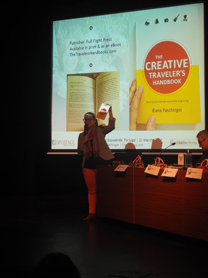 ... oder der Präsentation in Portugal ...