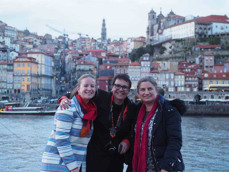 Thank you so much for taking us out, dear Sara Dias / O Porto & Douro Moments!