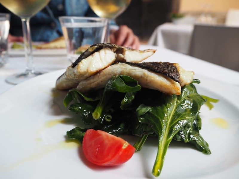 Auch eine eigene Sprache, die es sich gerade in Salerno bzw. in Italien zu genießen lohnt: Gruß & Kuss aus der fantastischen Küche des Landes ...