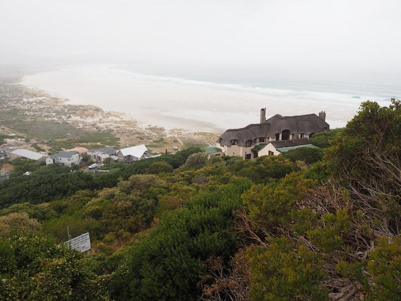 ... als Residenz für meinen nächsten Kap-Halbinsel-Besuch würde ich dann dieses Haus hier wählen, Bitteschön ...