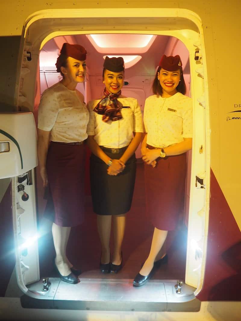 ... eine Airline, die vor allem durch ihr gutes, sehr bemühtes & persönliches Service besticht ...