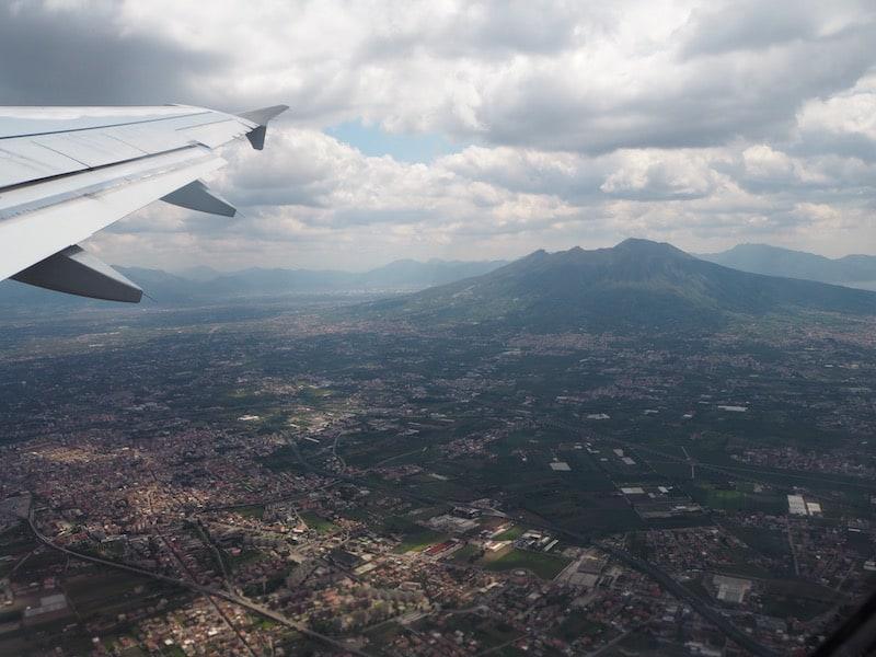 Ciao ciao bella Costiera Amalfitana, Pompei & Vesuvio .. Ci vediamo dopo a la prossima volta!