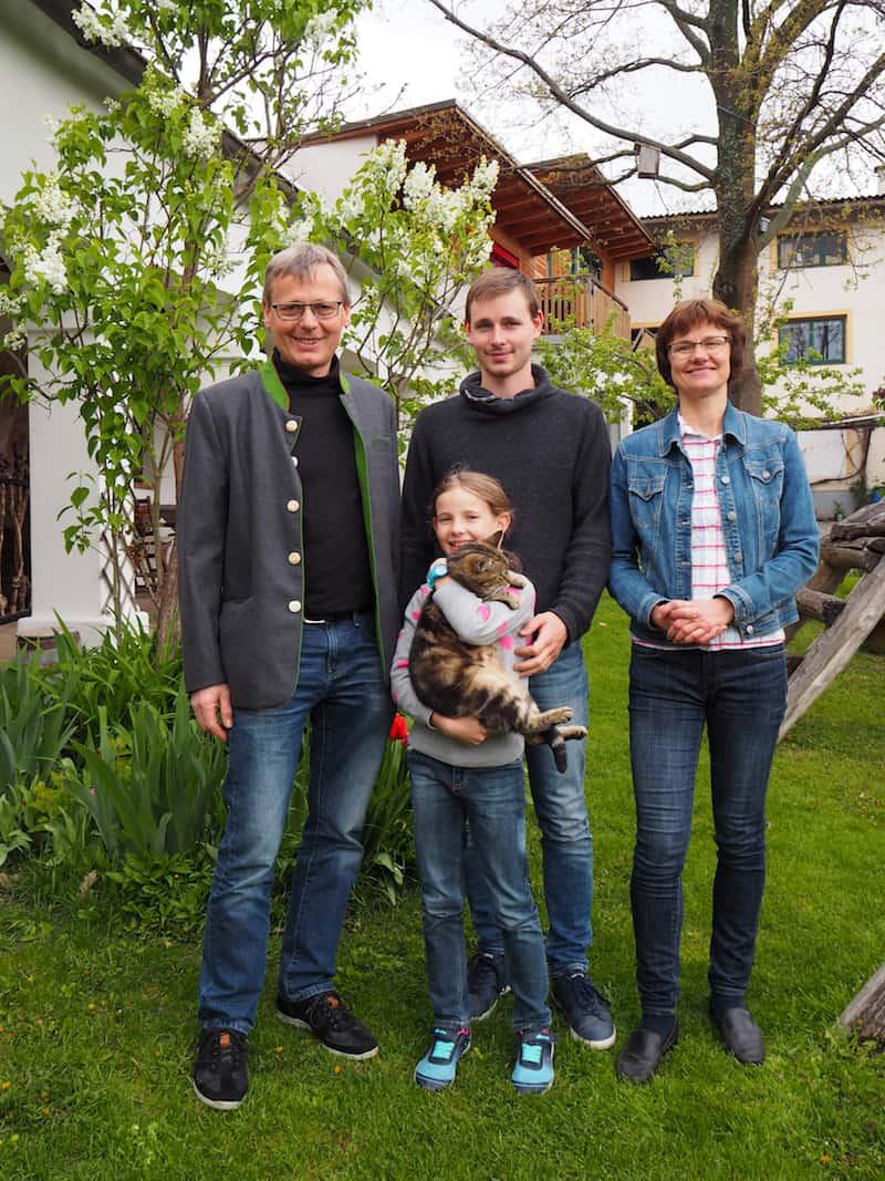 Liebe Familie Bohrn, ich freue mich schon auf den nächsten Kurzurlaub bei Euch !!