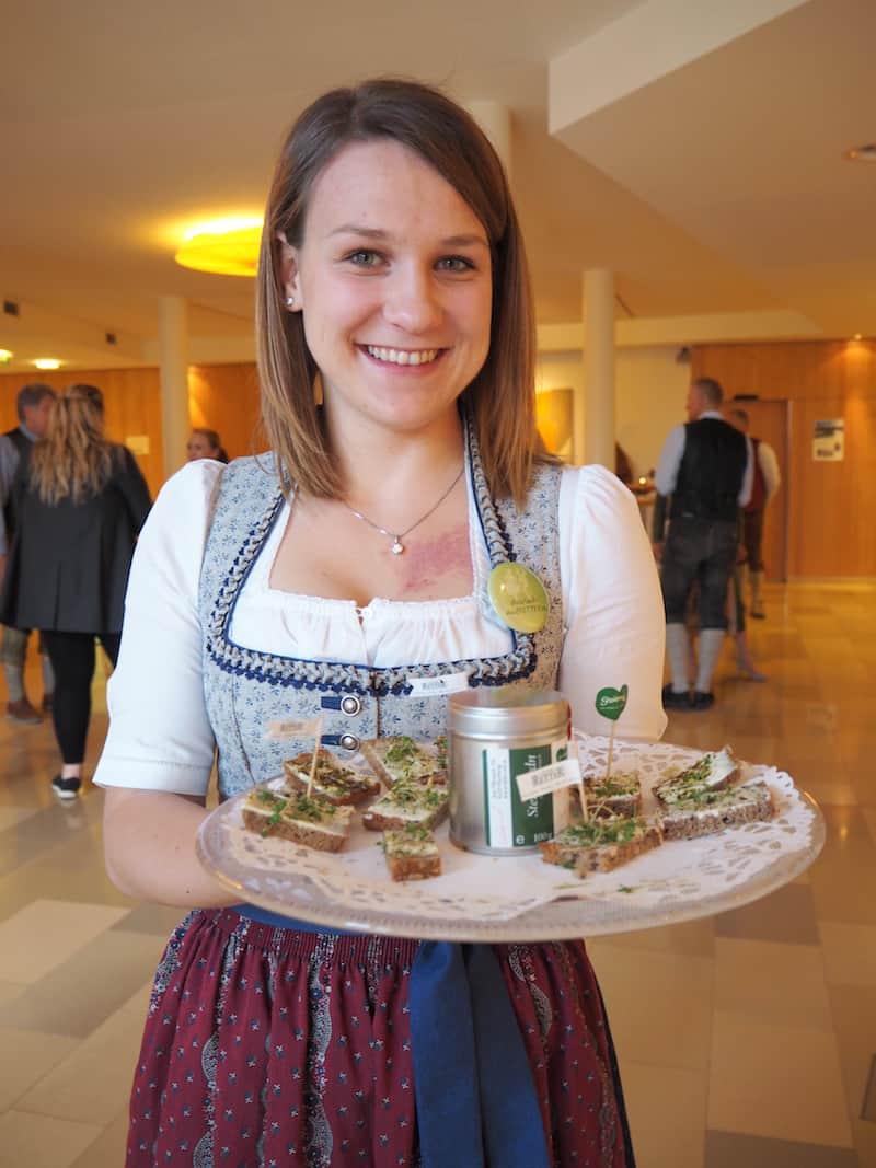 """... dem Fest """"steirisch aufRETTERn"""" nämlich !"""