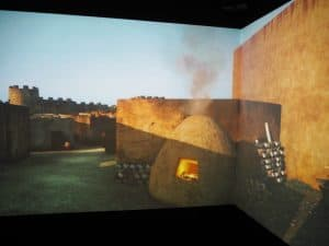 """... surrounding Ullastret, home to one of the first pre-Roman ( """"Iberian"""" ) city states, and reconstructed in this wonderful 3D-animation ..."""