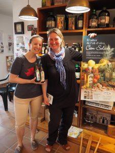 ... thanks for a beautiful tasting experience, dear Anna !!