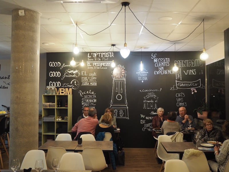 Llançà, too, has recently opened a new tapas bar called ...