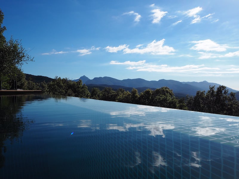 And did I mention the infinity pool ...? Oh, man ..