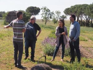 """... has recently developed its own herbal garden, called """"Parc de les Olors"""" and one of many such publicly accessible gardens around Costa Brava ..."""