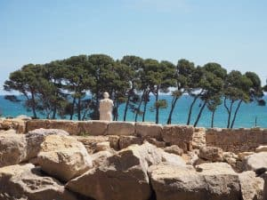 ... well-known all over Costa Brava for its impressive Greek & Roman ruins, dated to be at least 2.000 years old ...