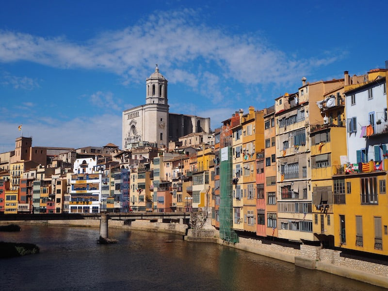 Lovely Girona city ...