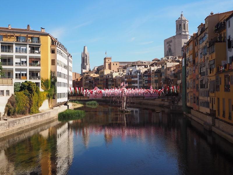 Girona, du Schöne ...