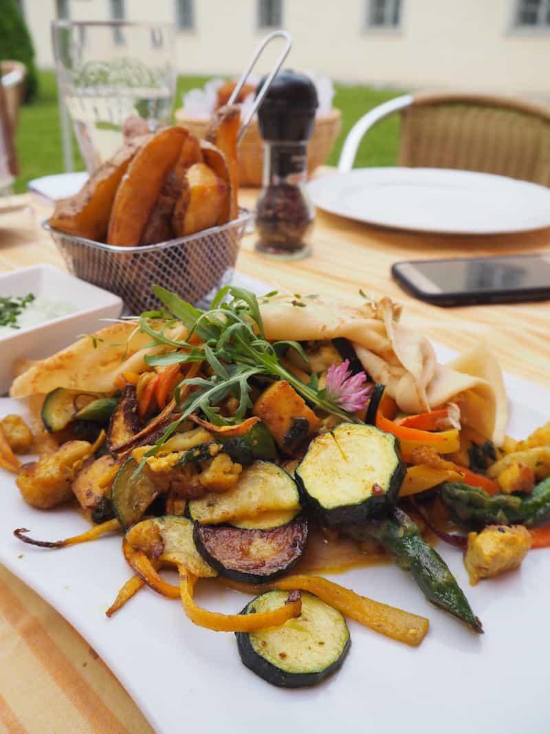 Vegan ist in (und schmeckt obendrein vorzüglich) : Warum nicht auch im Kloster?