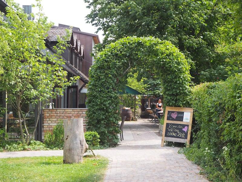 """Durch und durch bezaubernd : Die gemütliche Atmosphäre im Landgasthof """"Waldvogel"""" ..."""