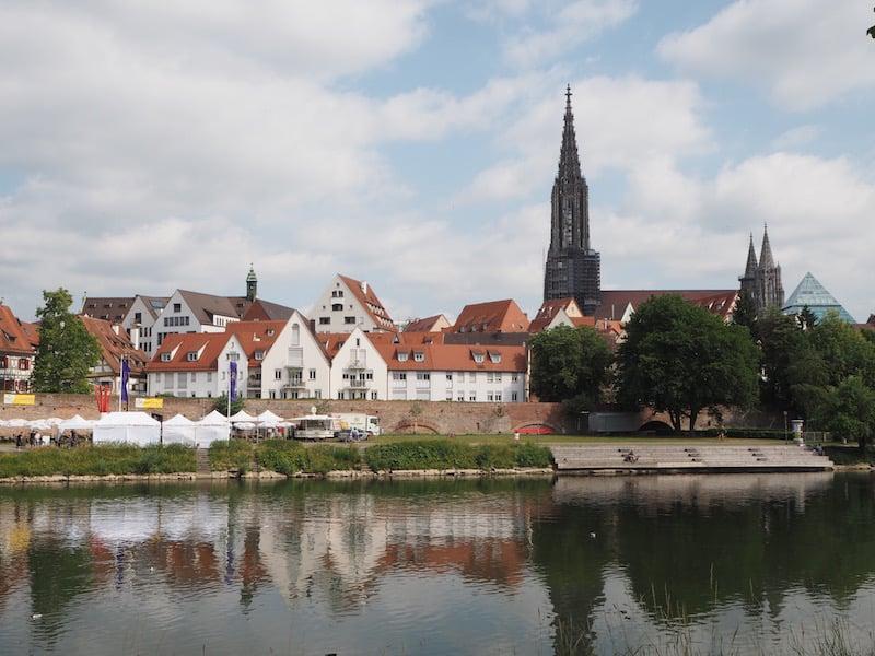 Ulm, ich will & werde wiederkommen, soviel steht fest!