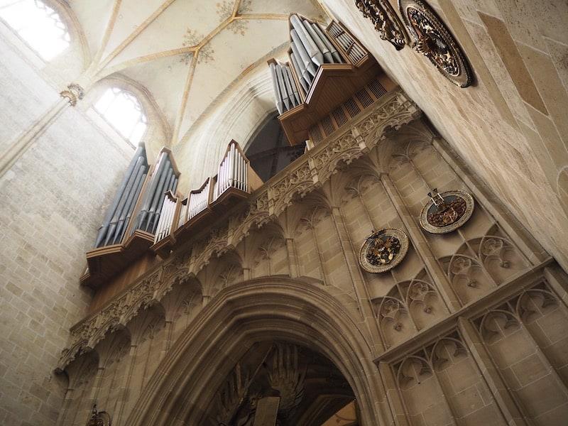 """Anziehungspunkt der """"historischen Skyline"""" No. 1 : Das gewaltige, im 19. Jahrhundert vollendete Münster von Ulm ..."""
