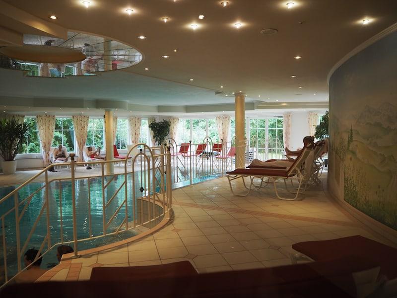 ... einen kleinen aber feinen Wellnessbereich bietet zudem unsere Unterkunft, das Hotel ... in