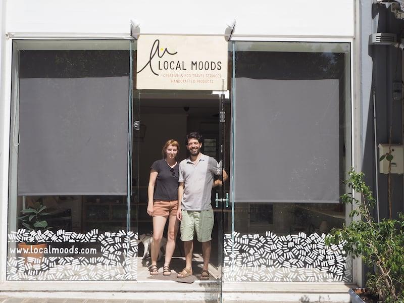 Willkommen bei Local Moods in Kalamata ...